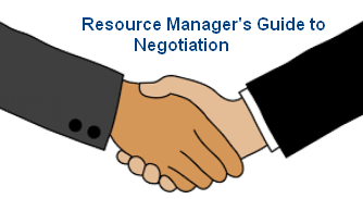 Resource Manager's Guide to Negotiation RA102